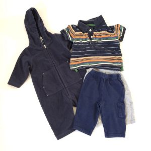 Activewear Bundle for Baby 3-6M