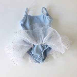 Ballerina Leotard with Tutu 4/5