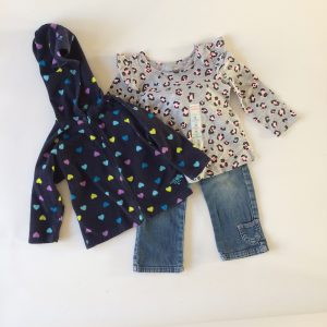 Jeans, Shirt and Jacket – 18M