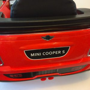 MINI COOPER Electric Ride-on Car with Remote Control
