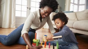 Getting the Most out of Toys: Parallel Activities for Parent Engagement Part 1
