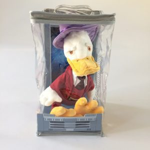 Plush Marvel Guardians of Galaxy Mission Breakout Howard The Duck