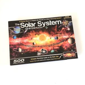 Solar System and Beyond Puzzle