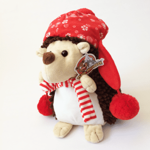 Teddy Mountain 16″ Holly the Hedgehog
