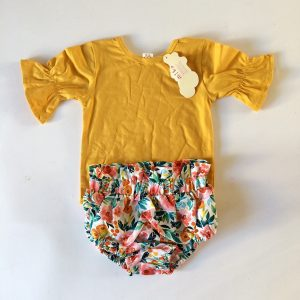Blouse & Bloomer Set – 18M