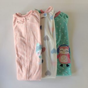 Carter's Fleece Pajama Set – 3T