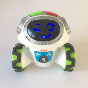 Fisher Price Moby Robot