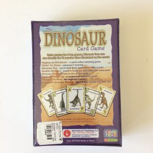 Quercetti Dinosaur Card Game