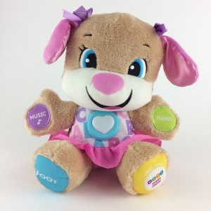 Fisher-Price Laugh and Learn Smart Puppy