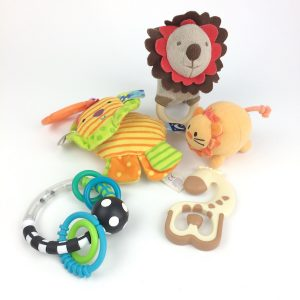 Infant Toy Softie Bundle