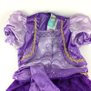 Shimmer and Shine Dress Up Outfit Size Extra Small