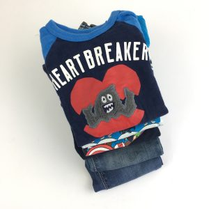 The Heartbreaker Set Size 3T