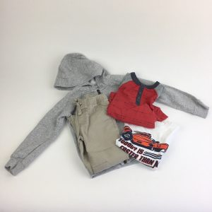 The Nobody is Faster Set Size 4T