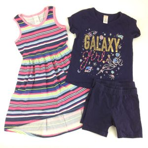 The Gymboree Galaxy Girl Set Size 4