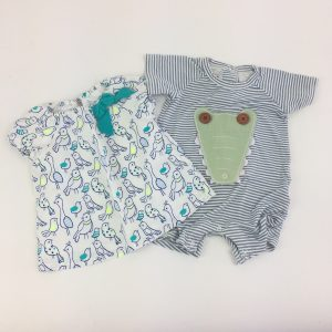 The Snappy Alligator Set 6-12 Months