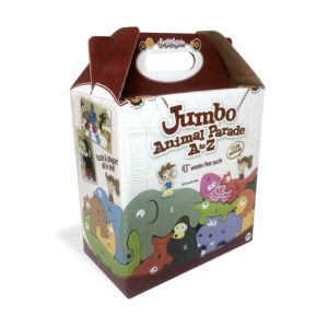 BeginAgain Jumbo Animal Parade