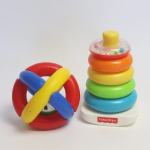 Fisher-Price Rainbow Stacker