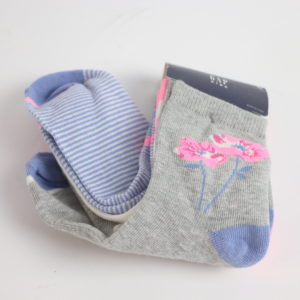 Gap Kids Half Crew Socks Size M