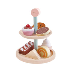 PlanToys Bakery Stand