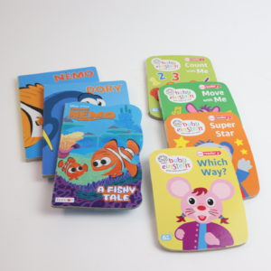 Baby Einstein Board Book Set