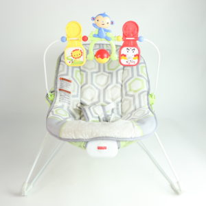 Fisher-Price Geometric Meadow Bouncer