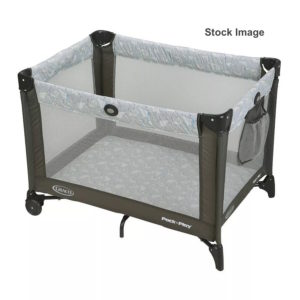 Graco Pack n Play Marty Print