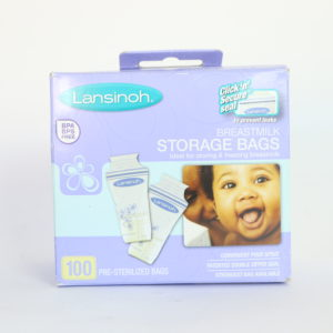 Lansinoh Breastmilk Storage Bags 100 ct.