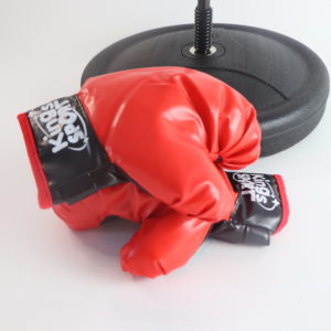 Kings Sport Speed Bag and Boxing Glove Set
