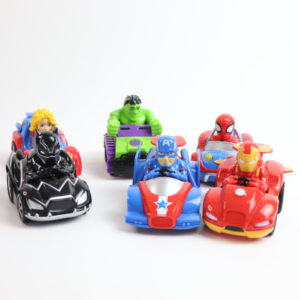 Marvel Superhero Racers