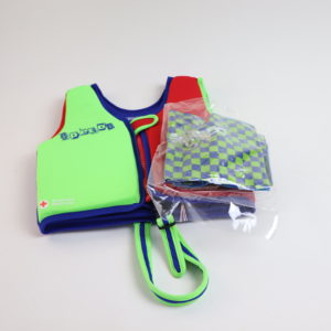 Speedo Swim Trainer and Arm Floats