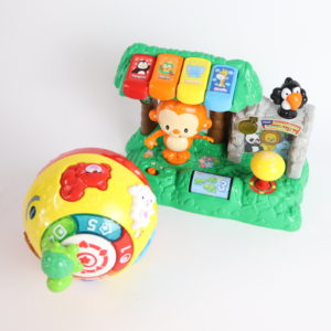 VTech Interactive Toy Set