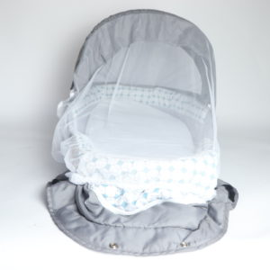 Baby Delight Snuggle Me Nest Adventure Portable Sleeper