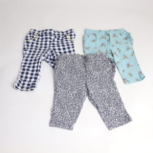 3-Piece Legging Set Size 3-6M