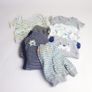 Sustainable Start Infant Clothing Bundle Size 3M