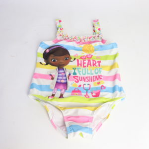 Disney Doc McStuffins Swimsuit Size 5T