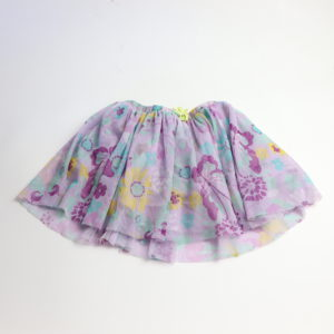 Wonder Kids Tulle Skirt 4T