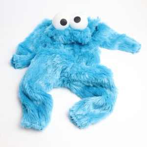 Cookie Monster Costume 12-18M