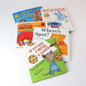 Hardcover Picture Book Set