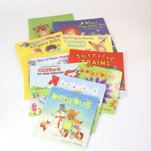 Softcover Book Bundle