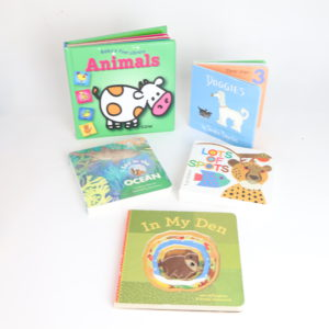 Baby's Board Book Set