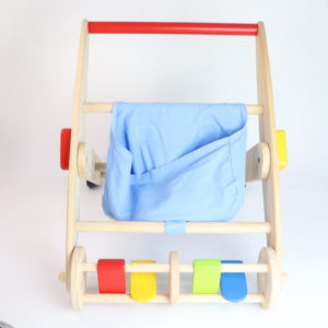 PlanToys Push N' Pull Activity Cart