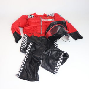 Race Car Driver Costume 3T/4T