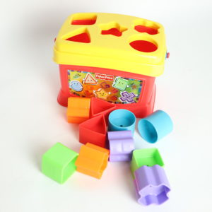 Shape Sorter and Block Set
