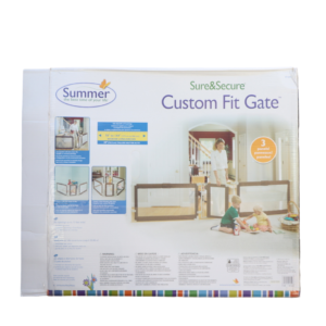 Summer Infant Sure & Secure Custom Fit Gate