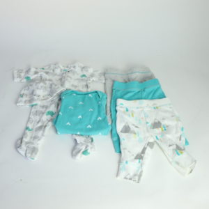 The Graphic Set Size 0-3M