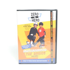 Zero to Hero: Skateboarding The Basics Vol. 1 DVD