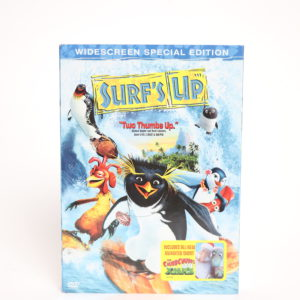 Surf's Up Widescreen DVD