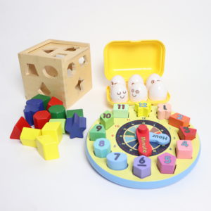 Shape Sorting Play Set
