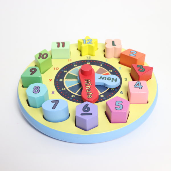 Melissa and Doug Learning Clock