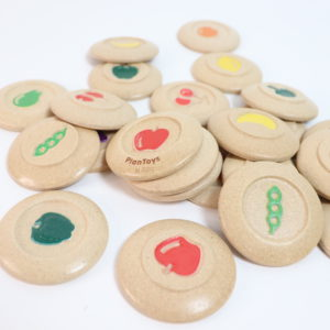 Plan Toys Play Food Discs